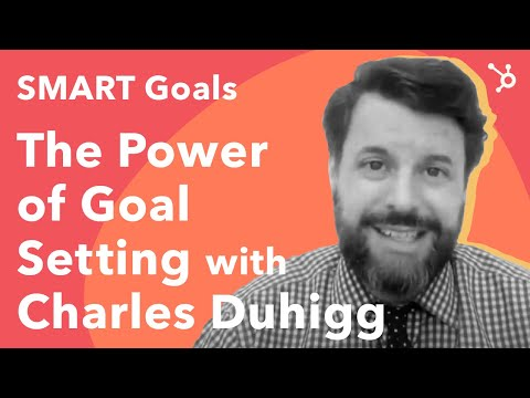 SMART Goals: The Power of Goal Setting with Charles Duhigg thumbnail