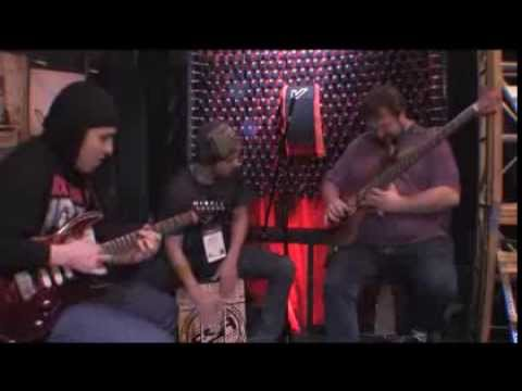 TMNtv LIVE at NAMM 2014 - FEDERICO MALAMAN and LEONARDO GUZMAN (SONG 2)