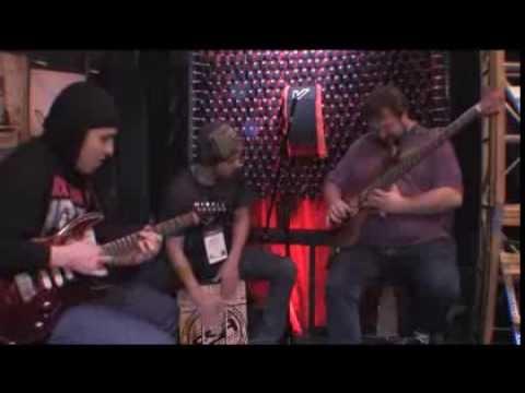 TMNtv LIVE at NAMM 2014 - FEDERICO MALAMAN and LEONARDO GUZMAN (SONG 2)