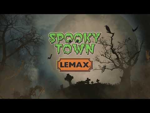 Lemax Spookytown 2019 | Michaels