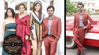 Sacred Games 2  Nawazuddin Siddiqui H0T Photoshoot With The Star Cast