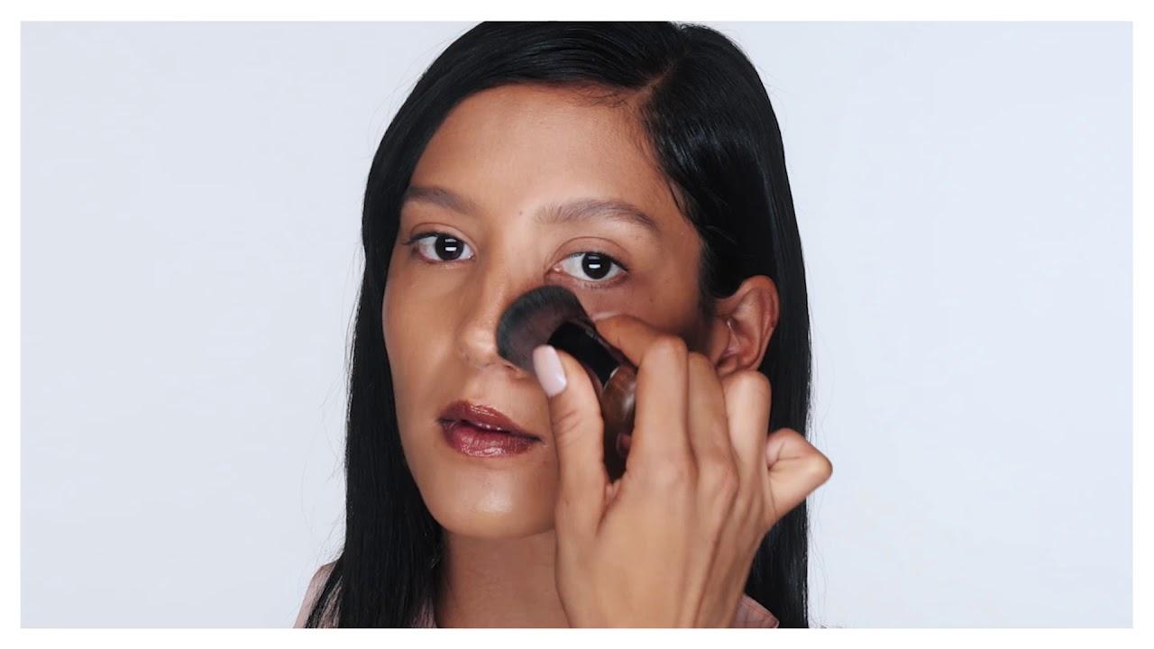 メイクアップフォーエバー リブート アクティブ ケアイン ファンデーション How to Makeup 3
