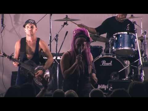 Highlights of the 2010 Sydney Blues Festival..