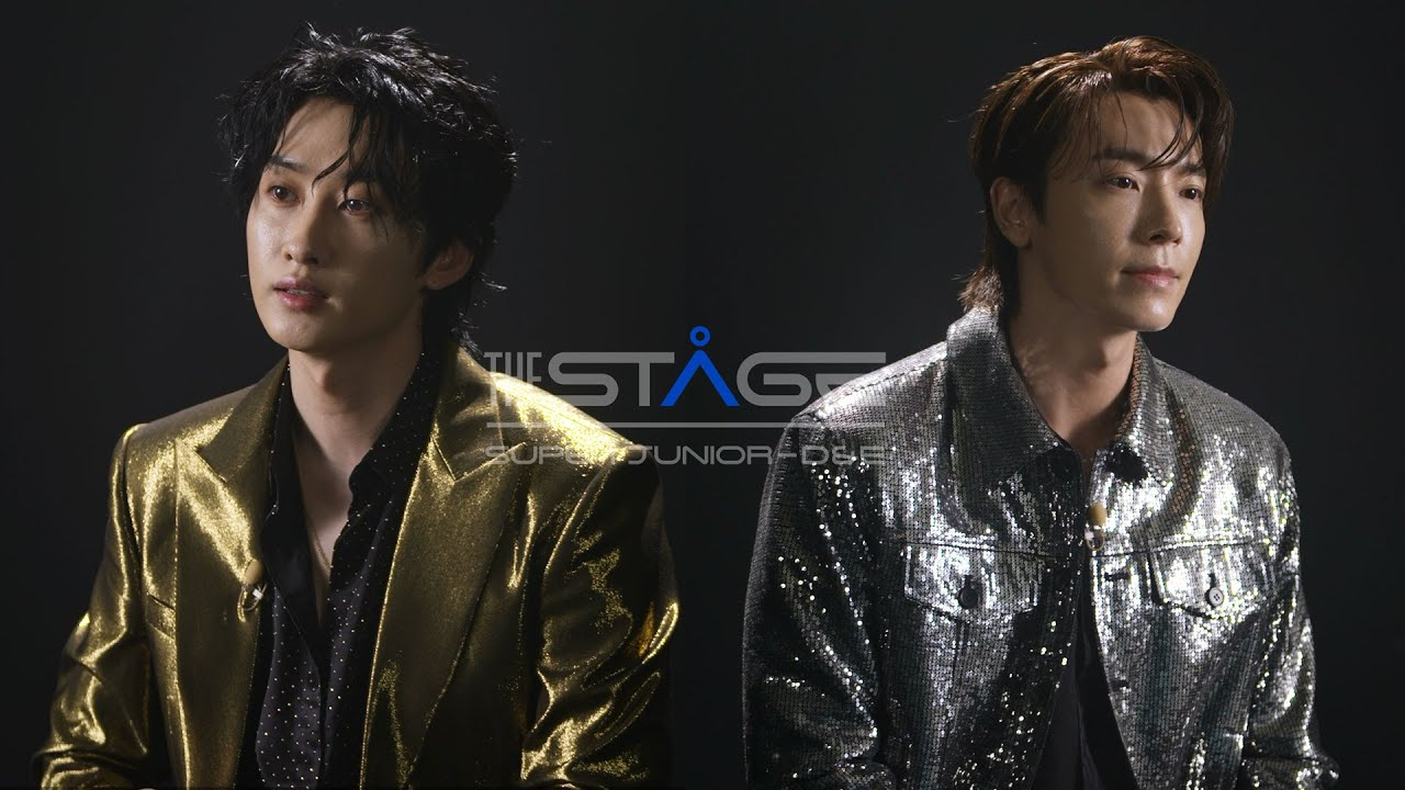 SUPER JUNIOR-D&E THE STAGE l BAD LIAR