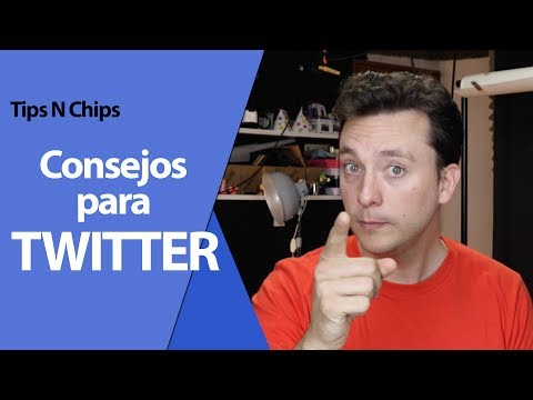 Tips para Twitter - #TipsNChips con @japonton