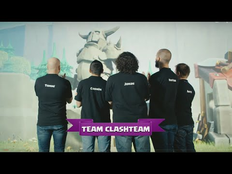 Clash of Clans - ClashCon Developer Troll War (Full War)