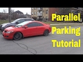 How To Parallel Park A Car-EASY Driving Lesson