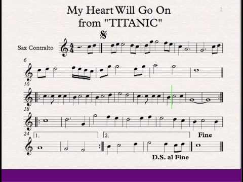 MUSIC WHISPER SHEET PDF SAXOPHONE CARELESS