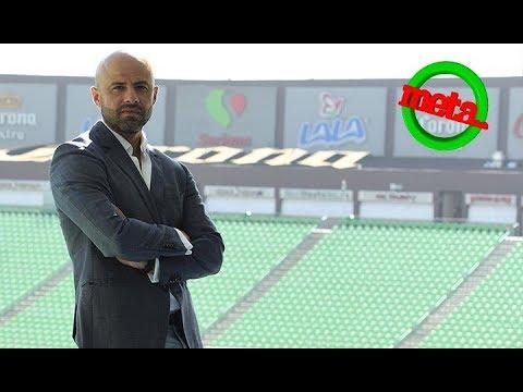 Dante Elizalde, de aficionado a presidente del Club Santos Laguna⚔🇳🇬