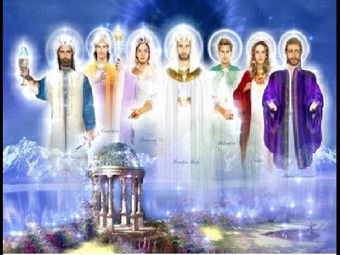 13 Ascended Masters Attunement