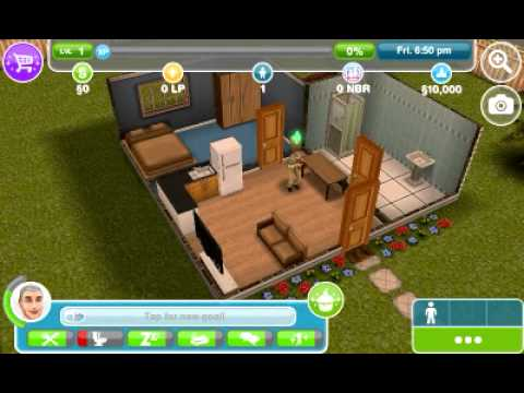 The Sims 3 Free Play - HACK