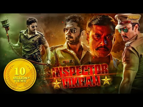 Inspector Vikram 2021 New Released Hindi Dubbed Movie | Prajwal Devaraj, Bhavana, Darshan
