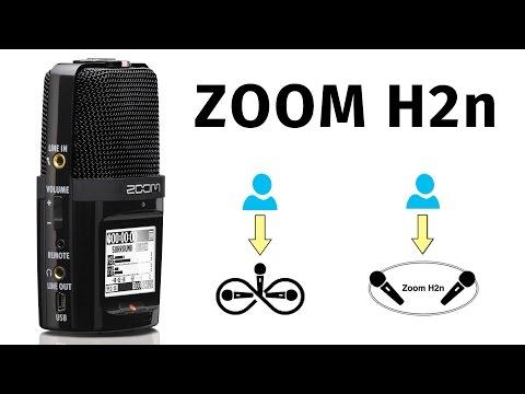 Zoom H2n – диктофон и USB-микрофон. Обзор, настройка микрофонов, режимы записи.
