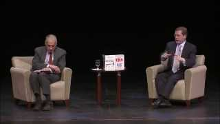 Ralph Nader & Grover Norquist, Against Crony Capitalism, Lindenwood University