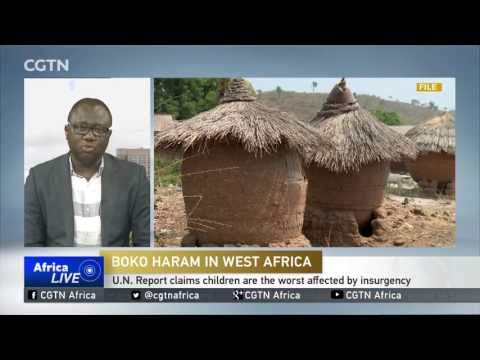 """UN: Boko Haram  Insurgency has inflicted """"unspeakable horror"""" on young people"""