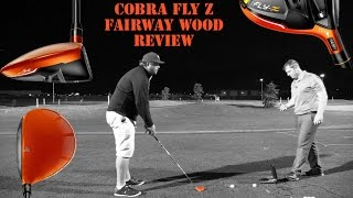 Cobra Fly Z Fairway Wood Review @ Golf Central BNE