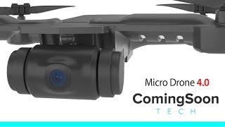 Micro Drone 4.0: A Smarter Drone Under $200 ➜ Now Live