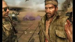 Creedence Clearwater Revival - Fortunate Son [CoD: Black Ops - S.O.G Mission]+lyrics