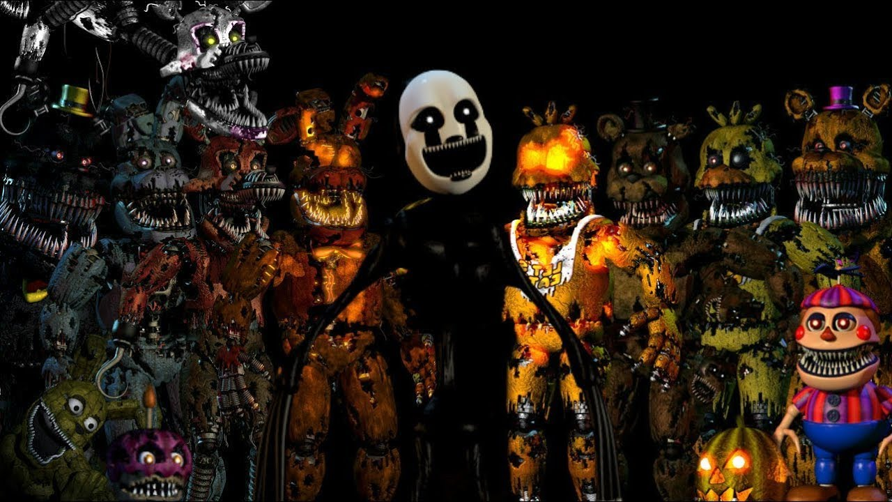 Baby's Lullaby Fnaf