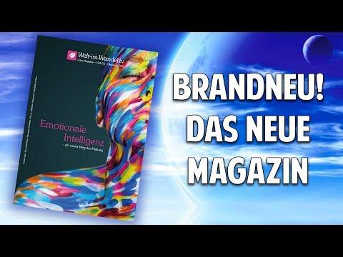 Emotionale Intelligenz - Ein neuer Weg der Heilung⎪Das neue Welt-im-Wandel.TV Magazin