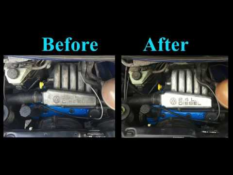 How to clean your intake manifold