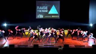 #1 MegaCrew- Raise The Roof |The Show Box 2014|