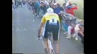Jan Ullrich Zeitfahren  TDF 1997
