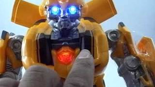 TRANFORMER BEATBOX Bumble Bee MP3:Concepttoy Shop