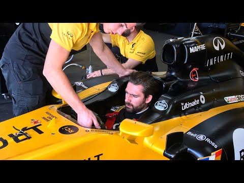 Here's What It's Like To Drive A Formula 1 Car! The Most Emotional Drive Of My Life.