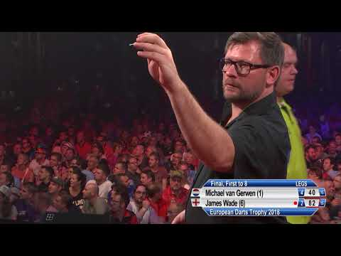 2018 International Darts Trophy Final - Michael van Gerwen v James Wade