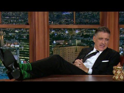 "Craig Ferguson wraps his final season of ""The Late Late Show"""