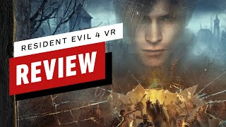 Resident Evil 4 VR Review (Video Game Video Review)