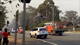 NSW Rural Fire Service Tribute