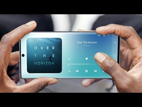 Samsung Galaxy Note 10 / 10+ Over The Horizon 2019 10st