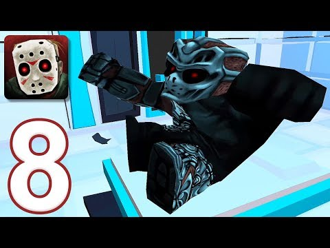 Friday The 13th: Killer Puzzle - Gameplay Walkthrough Part 8 - Future Shock (iOS, Android)
