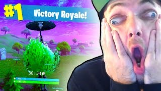 THIS ACTUALLY WORKED... (Fortnite Battle Royale)
