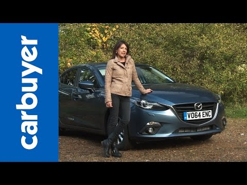 Mazda 3 Fastback saloon - Carbuyer