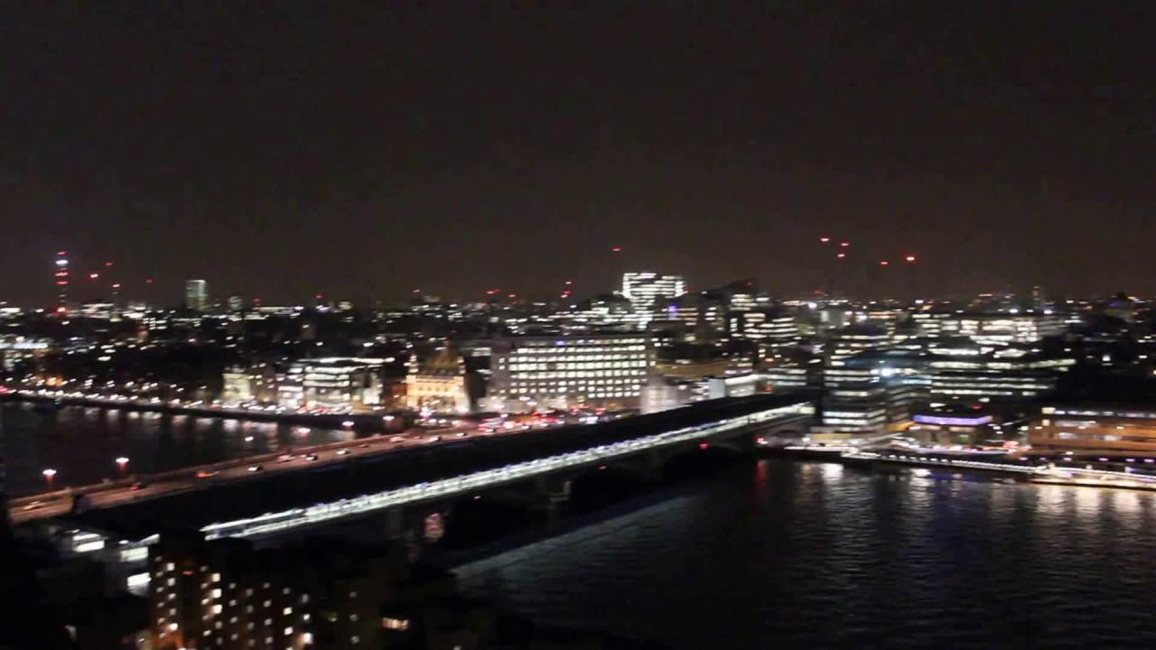 La Tate modern & sa vue panoramique