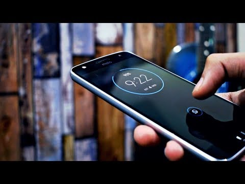Get new Moto Display on your Moto G4 Plus, Moto Z Play, and other Motorola Devices