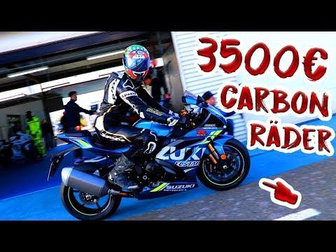Das heftigste Motorrad-Tuning! | Rennstrecke