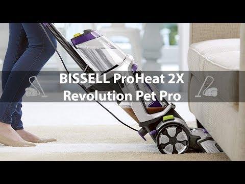 🥇 Best Carpet Cleaner Under $300 - BISSELL ProHeat 2X Revolution Pet Pro 1986