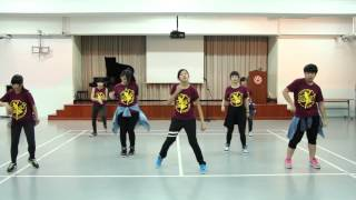 Wa Ying College Dance Group Vibrant Performance