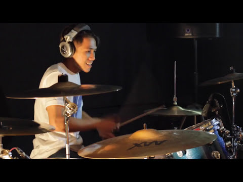 CHIO - STAND HERE ALONE - MANTAN - DRUM PLAYTHROUGH