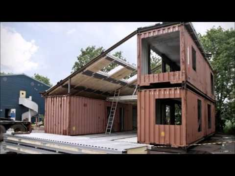 Casas hechas de basura economic houses made with - Casas de materiales ...