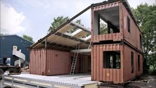 Casas hechas de BASURA -  ECONOMIC houses made with recyclable materials