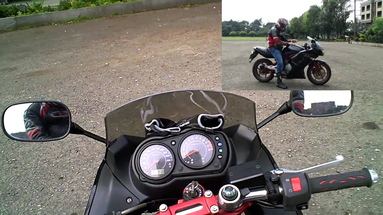 How to ride a motorcycle 36