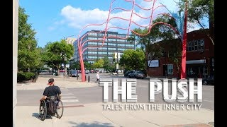 THE PUSH - Tales from the Inner City #creatorsforchange