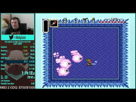A Link to the Past | Low% OHKO | 2:24:41
