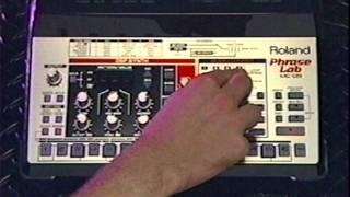 Roland MC-09 Original Demo