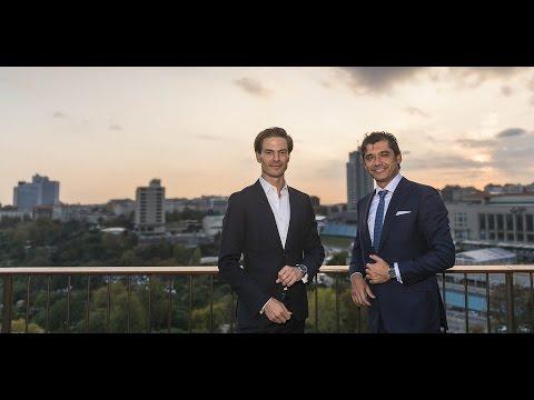 IWC Schaffhausen Turkey and Israel Brand Manager Sven JOHANNSEN Interview   Turkish Subtitle